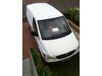 Mercedes-Benz Vito 2.1 109CDI Compact Panel Van 5dr,