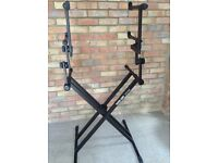 3 tier professional Quik Lok keyboard stand good condition hardly used. £55