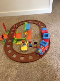 Happland train set