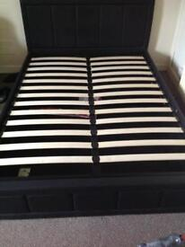 Double bed SOLD