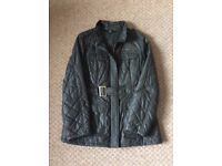 Brand new quilted ladies coat