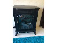 Electric stove fire for sale