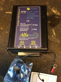 Voltage converter 24v to 12v Dc