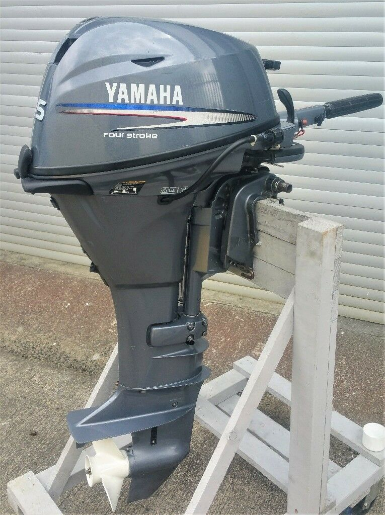 Yamaha 15hp 4 stroke Outboard Boat Engine for sale | in Coleraine, County  Londonderry | Gumtree