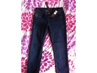 Skinny jeans (size 12) NEW with tags RRP £22