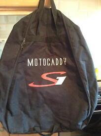 Motocaddy golf trolley bag