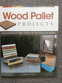 Wood working book