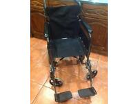 Wheel chair excellent condition with cushion