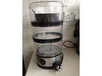 Russel Hobbs 3 tier cook steamer
