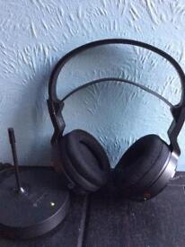 Sony mdr RF811RK wireless on ear headphones