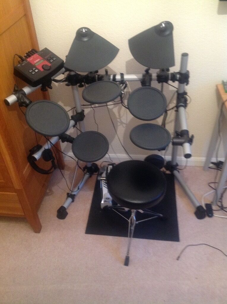Yamaha Electric Drumsin Bewdley, WorcestershireGumtree - Yamaha Electric Drum Set very good condition pick up only