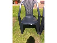 Garden Chairs 10 available NEW