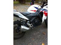 Honda CBR 125R 2014