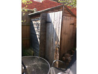 Garden Shed in good condition, Nottingham. Just £50, collection only.