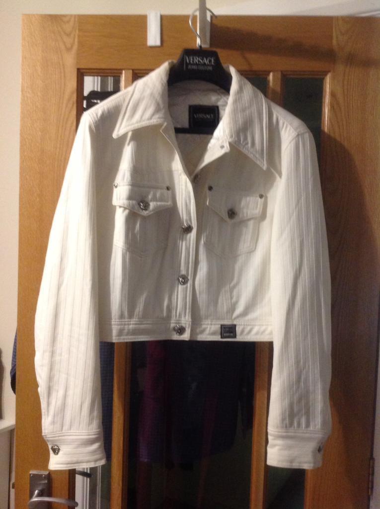 Vintage genuine Versace jeans jacket
