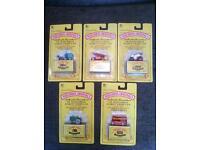 Matchbox Originals vehicles