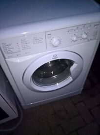 white Washing machine.....Mint free delivery