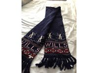 Jack wills woollen scarfe