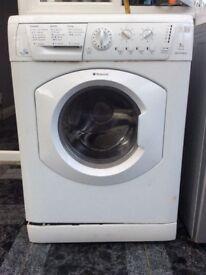 Hotpoint washer dryer 5kg+5kg