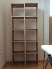 2 x Muji Shelf - Pulp unit 5