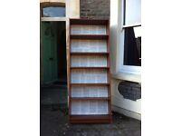 Music bookcase