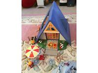 Playmobil 3240 Family Holiday Home