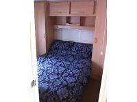 3 Bedroom brilliantly presented caravan for holiday hire near the coast at Great Yarmouth. Sleeps 8