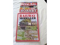 40 Different Model Railway Magazines