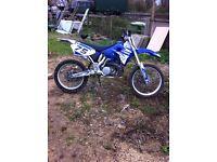Yamaha yz250 2stroke