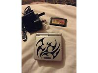 Limited edition retro gameboy advance sp