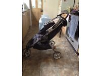 City Mini Jogger Pushchair