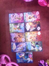 Tinkerbell Book Set