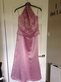 Bridesmaids dress size 12-14