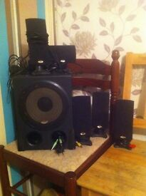 For sale surround sound system