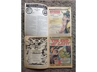 Doctor Strange and Conan Marvel Treasury Editions 1975
