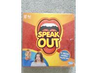 BNIB Speak Out Game