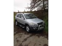 KIA SORENTO 2.5 CRDI DIESEL 4x4 JEEP, NOT TUCSON OR SHOGUN