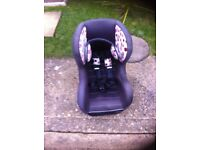 Baby carrier car seat