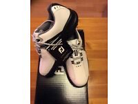 Footjoy Junior Golf Shoes , New In Box