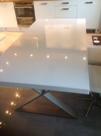 Dwell dinning table