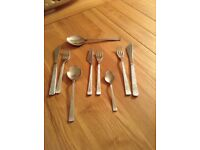 Cutlery (spears and Jackson) 47 pieces