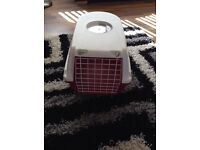 Medium dog or cat carrier
