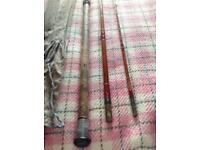 Cane fishing rod by Martin James