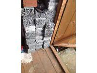 Standard grey bricks from Jewson- unused