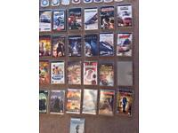 Sony PSP bundle of 36 games and movies at a bargain price.