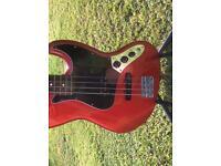 Fender Jazz Standard bass