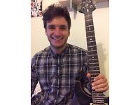 Guitar Teacher Coventry