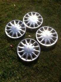 Fiesta mark 4 wheel trims