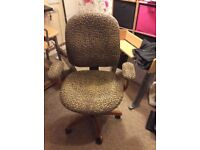 Office chair/ dressing table chair