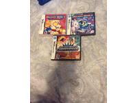 Digimon world dusk, digimon world dawn and digimon world championship